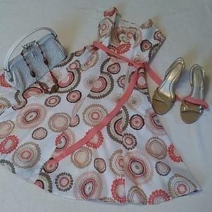 BCBG Max a z a r i a  6 strapless dress # B00039D